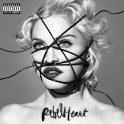 CD MADONNA REBEL HEART 602547259554