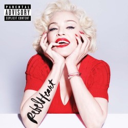 CD MADONNA REBEL HEART 602547211682