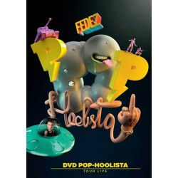 DVD FEDEZ POP-HOOLISTA TOUR LIVE 888751631694