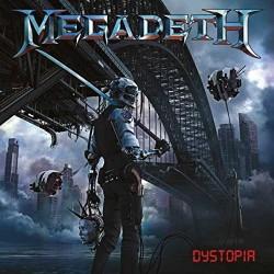 CD MEGADETH DYSTOPIA 602547604156