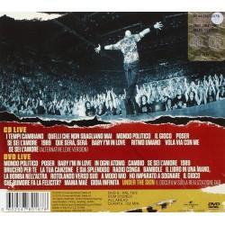 CD NEGRITA 9 LIVE & LIVE CD+DVD 602547801678