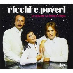 CD RICCHI E POVERI LE CANZONI LA NOSTRA STORIA 886978340528