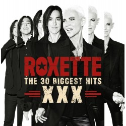 CD ROXETTE XXX THE 30 BIGGEST HITS 5054196416058