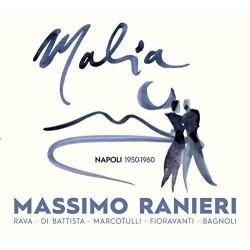 CD MASSIMO RANIERI MALIA NAPOLI 1950/1960 888751352322