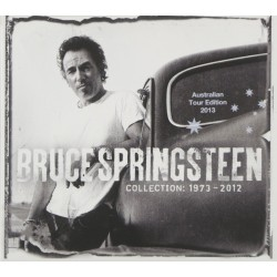 CD BRUCE SPRINGSTEEN COLLECTION 1973/2012 887654538529
