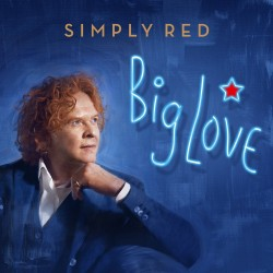 CD SIMPLY RED BIG LOVE 825646105748