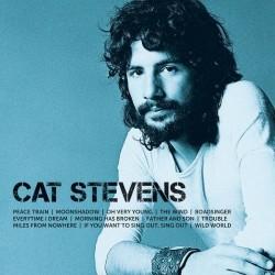 CD CAT STEVENS ICON 600753330425