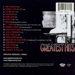 CD Scarface- greatest hits 724381264621