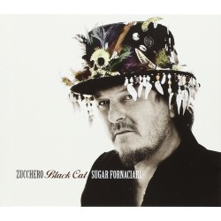 CD ZUCCHERO BLACK CAT SUGAR FORNACIARI 602547858665