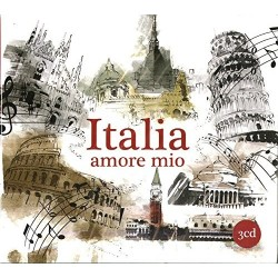 CD ITALIA AMORE MIO 886919728422