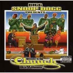 CD Snoop Dogg- welcome to tha chuuch da album 099923587422