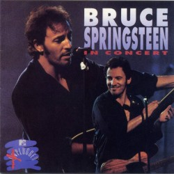 CD Bruce Springsteen- in concert (limited edition 1993 european tour double album) versione japan cd doppio 8869728755218