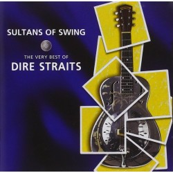 CD + DVD SULTANS OF SWING THE VERY BEST OF DIRE STRAITS 600753016121