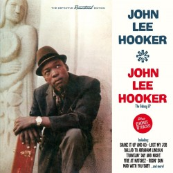 CD JOHN LEE HOOKER THE GALAXY LP 8436559461061