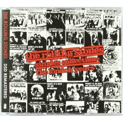 CD ROLLING STONES SINGLES COLLECTION THE LONDON YEARS 042288234029