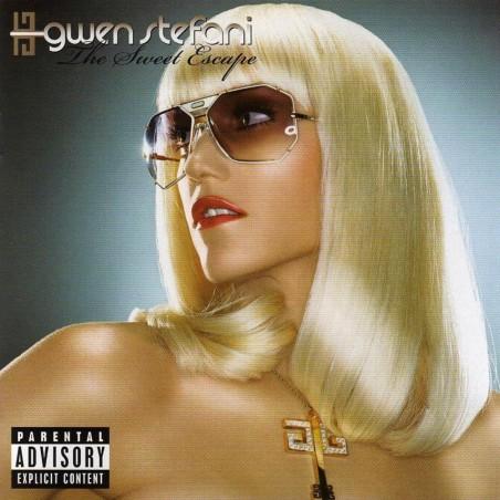 CD Gwen Stefani- the sweet escape 602517173897