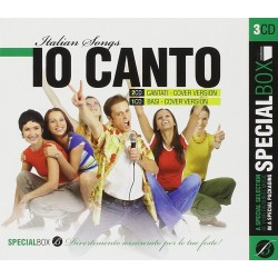 CD ITALIAN SONGS IO CANTO 8030615064571