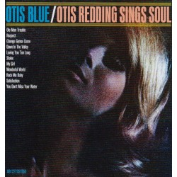 CD OTIS REDDING SINGS SOUL 081227951856