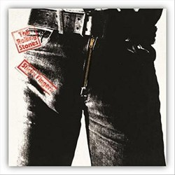 CD THE ROLLING STONES STICKY FINGERS 602537648368