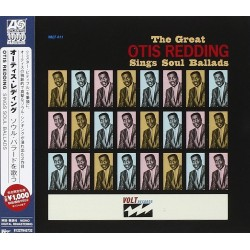 CD THE GREAT OTIS REDDING SINGS SOUL BALLADS 081227945732