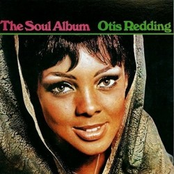 CD THE SOUL ALBUM OTIS REDDING 081227945718