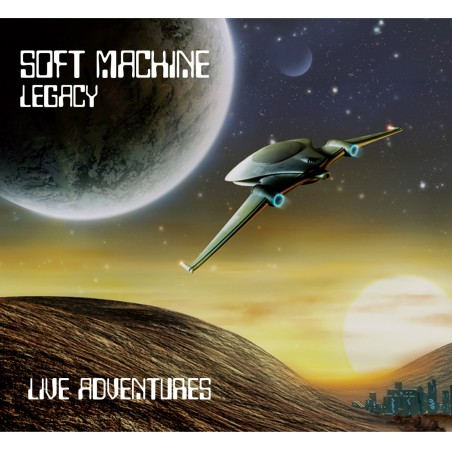 CD Soft Machine- legacy