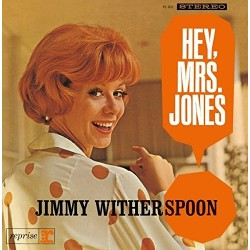 CD JIMMY WITHERSPOON HEY, MRS. JONES 081227957506