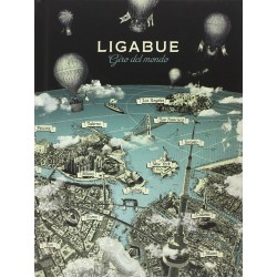 CD LIGABUE GIRO DEL MONDO 3CD + 2DVD 8055965960304