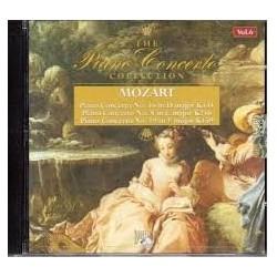CD MOZART PIANO CONCERTOS NOS. 16, 8 & 19 5028421966861