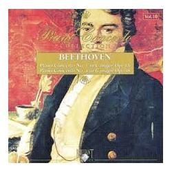 CD BEETHOVEN PIANO CONCERTOS NOS. 1 & 4 5028421668109