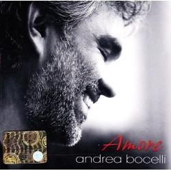 CD ANDREA BOCELLI AMORE 8033120980206