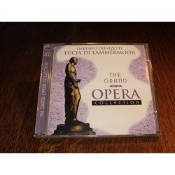CD THE GRAND OPERA COLLECTION GAETANO DONIZETTI LUCIA DI LAMMERMOOR 8711953028059