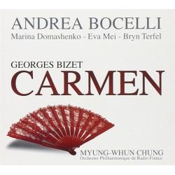 CD ANDREA BOCELLI CARMEN 8033120980954
