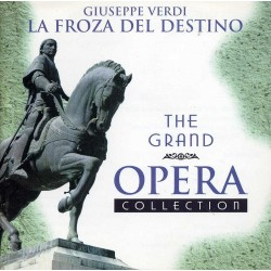 CD THE GRAND OPERA GIUSEPPE VERDI LA FORZA DEL DESTINO 8711953028097
