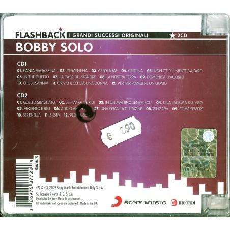 CD Bobby Solo - i grandi successi originali- doppio cd 886975877225
