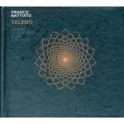 CD FRANCO BATTIATO TELESIO OPERA IN DUE ATTI E UN EPILOGO 886979976320