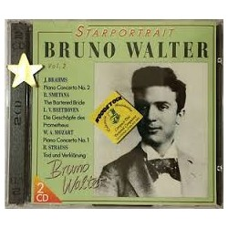 CD BRUNO WALTER STARPORTRAIT VOL 2 4011222931160