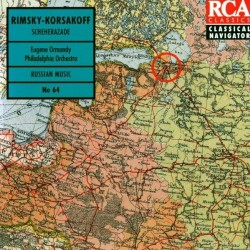 CD RIMSKY-KORSAKOFF SCHEHERAZADE ORMANDY 743211789929