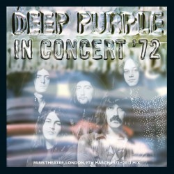 LP DEEP PURPLE IN CONCERT '72 190295961855