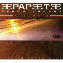 CD PAPEETE BEACH LOUNGE VOL.2 8032754470893