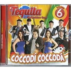CD TEQUILA E MONTEPULCIANO BAND VIVA L'ITALIA VOL.6 9803014533332