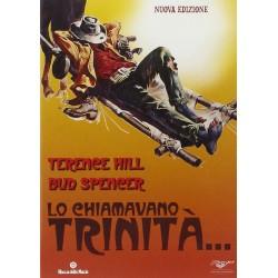 DVD LO CHIAMAVANO TRINITA' NUOVA EDIZIONE 8033650559156