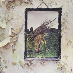 LED ZEPPELIN IV ALBUM ON 180G VINYL 081227965778