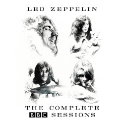 LP LED ZEPPELIN THE COMPLETE BBC SESSIONS 081227943882