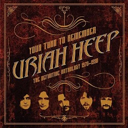 CD URIAH HEEP YOUR TOUR TO REMEMBER THE DEFINITIVE ANTHOLOGY 1970- 1990 4050538176827
