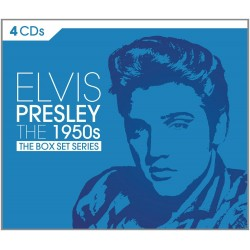 CD ELVIS PRESLEY THE 1950S THE BOX SET SERIES 888430597624