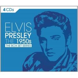 CD ELVIS PRESLEY THE 1950S THE BOX SET SERIES 888430597624