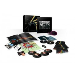 CD PINK FLOYD THE DARK SIDE OF THE MOON IMMERSION BOX SET 6 CD 5099902943121