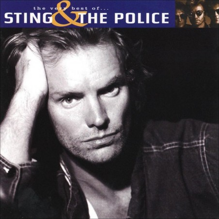 CD The very best of ... Sting & The Police 606949331528
