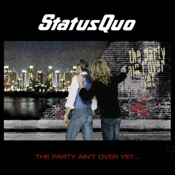 CD Status Quo- the party ain't over yet 5050159038923